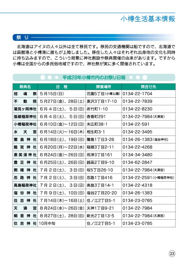 小樽移住・起業支援ハンドブック-25