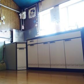 豊川14台所